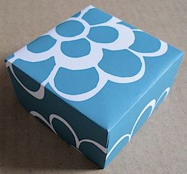 Quick & Easy Home-made Gift Boxes
