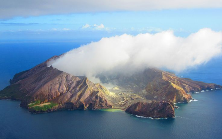 G1 visita a White Island (Ilha Branca), território da Nova Zelândia no Pacífico Sul. A ilha abriga o único vulcão marinho ativo do país, conhecido como Whakaari pelos locais, com cratera e lago de ácido sulfúrico