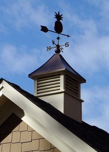1000 images about weather vanes on pinterest copper for Cupola with weathervane