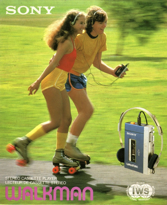 People forget what a revolution the original Walkman was when it came out in the 80s. Part of the magic was that in addition to the radio you could create a mix tape and really hear the music you wanted.