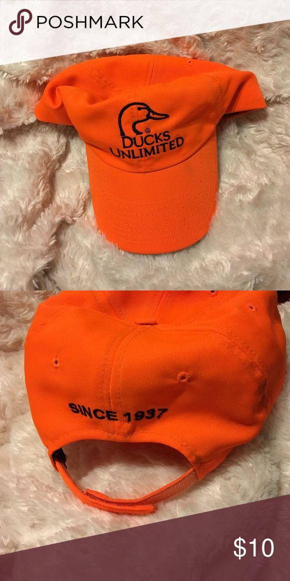 Hat Ducks unlimited hat ducks unlimited Accessories Hats