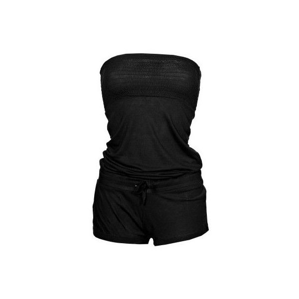 Shiwi overalls en jumpsuits Zwart (230 VEF) ❤ liked on Polyvore featuring jumpsuits, dresses, rompers, shorts, tops, romper jumpsuit, overall romper, overall jumpsuit, overall and playsuit jumpsuit