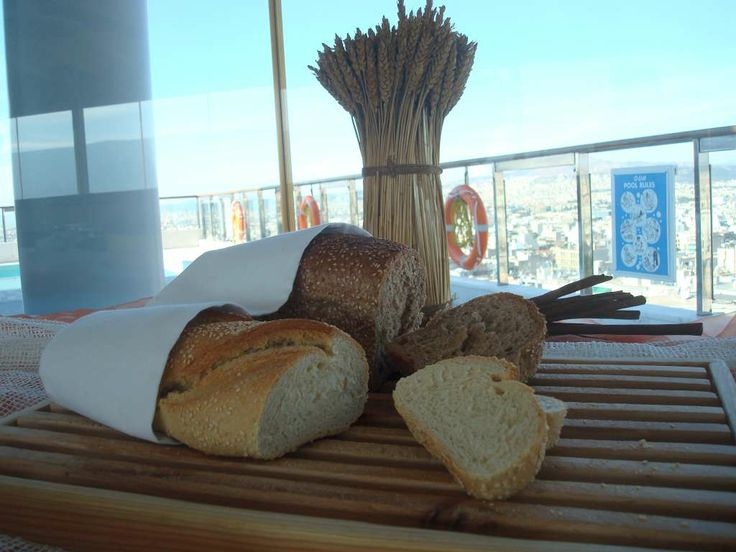 Greek Breakfast- Traditional Village Bread