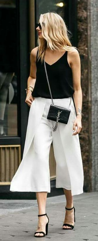 b506bdf3a3e Beautiful square pants outfit ideas 30+ Check more at https   stylefemale.
