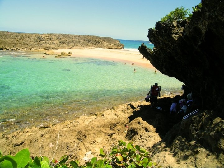 Playa La Poza Puerto rico, Beautiful islands, Island