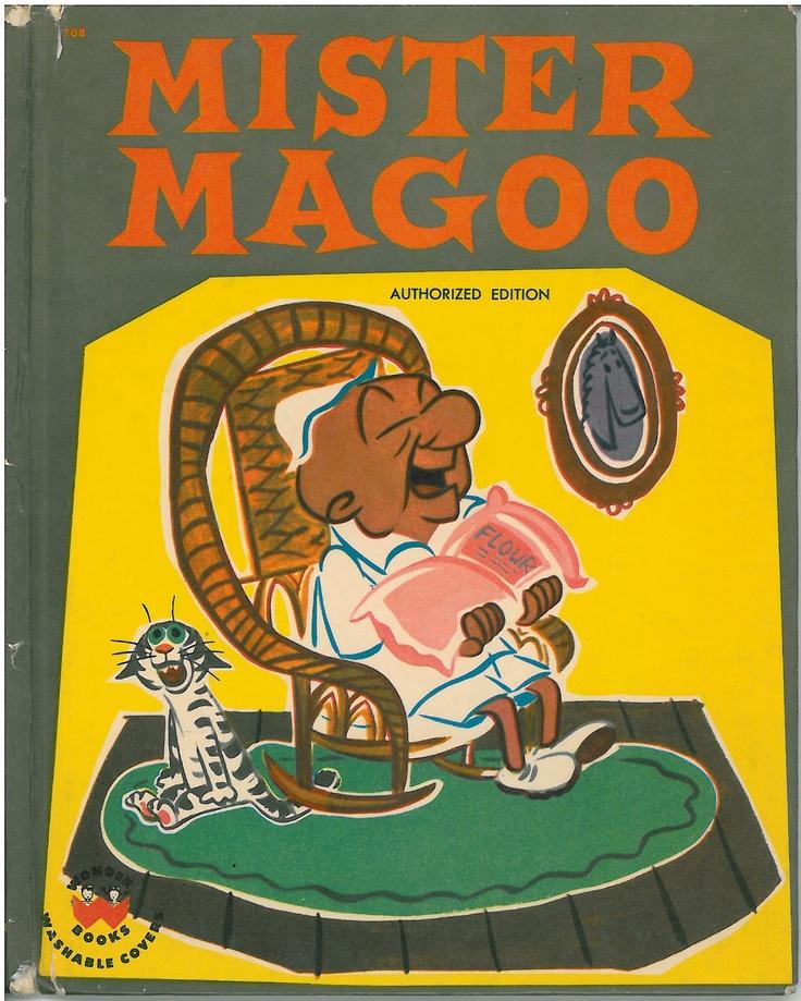 81 best mr magoo images on pinterest comics mr magoo