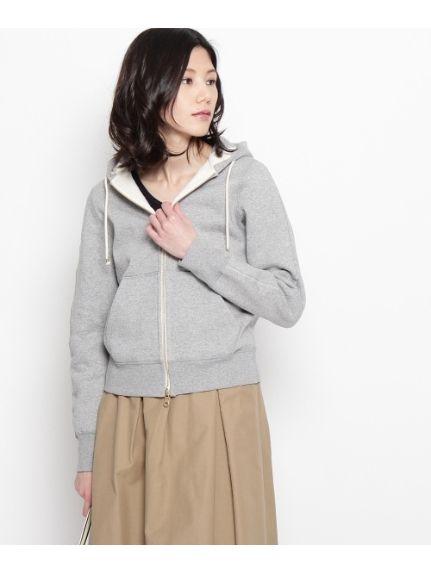 Dessin(Ladies)  スウェットダブルジップパーカ  14,040円(税込)