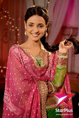 the best actress on indian television