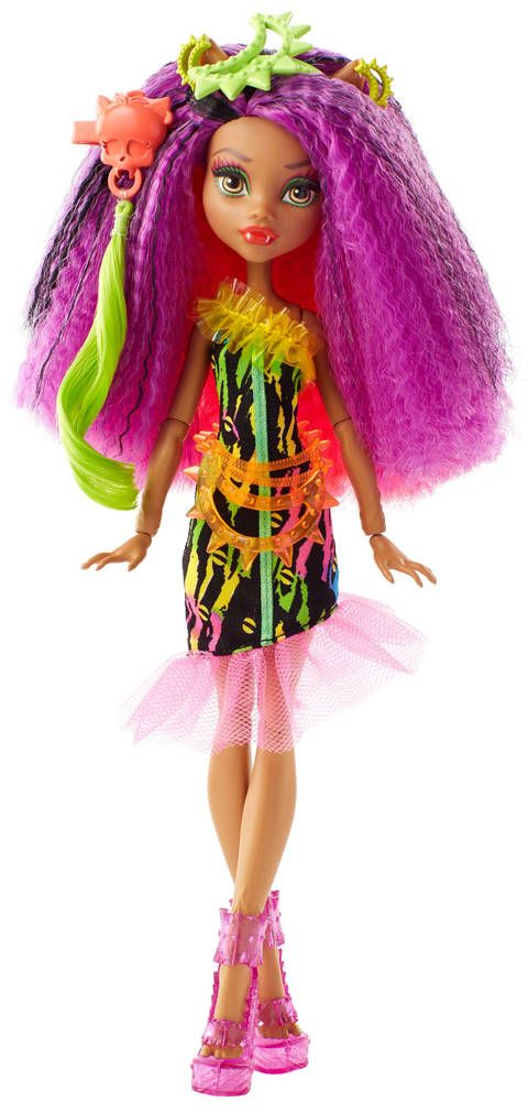 Spark Imaginations with Monster High™ Electrified Dolls