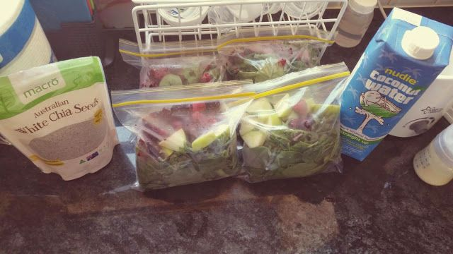 life as a young mummy and wife : Smoothie bags for the busy mummy