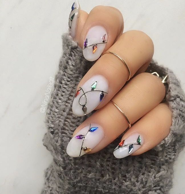 Пин от пользователя Helena Rudik на доске Nails Design