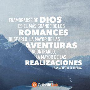 Biblioteca de Catholic-Link - Enamorarse de Dios San Agustín