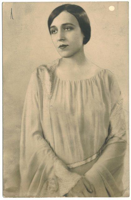 Berta Singerman - Progetto:WikiDonne/Eventi/Editathons/Donne ispaniche e latino americane - Wikipedia