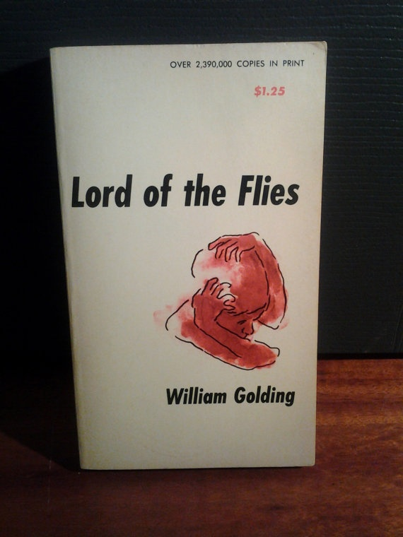A short analysis of the novel lord of the flies by william golding