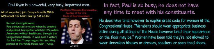 PAUL RYAN SLEEVELESS