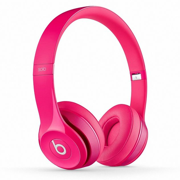 Beats SOLO 2 PINK passion ...