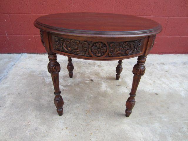 Antique Side Tables For Living Room