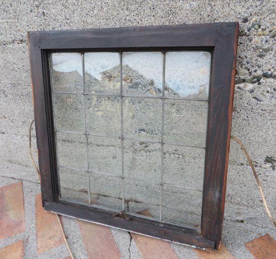 antique 16 pane window vintage window 1920 39 s window