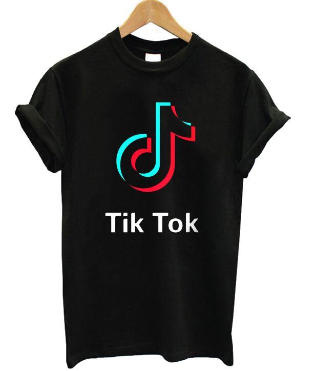 Tik Tok T Shirt Unisex Shirts T Shirt Print Clothes