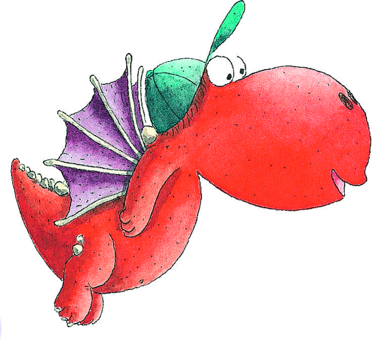 Kinderhelden im Interview: Der kleine Drache Kokosnuss – kuchenerbse