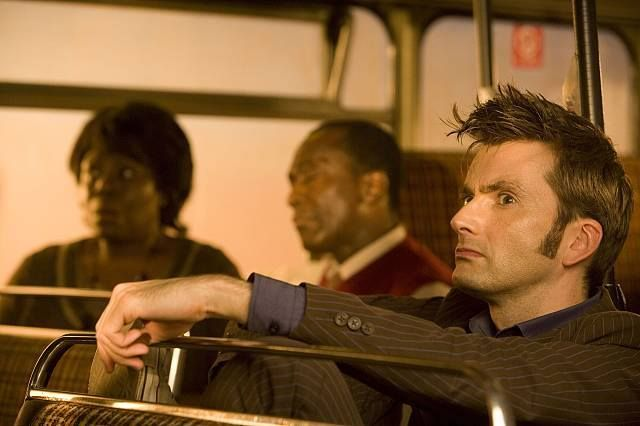 PHOTO OF THE DAY - 17th August 2015: David Tennant In Doctor Who Planet Of The Dead (2009)