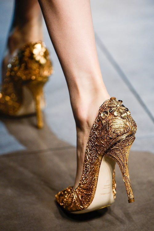 ❀ The Most Beautiful Wedding Shoes You've Ever Seen ❀ - Trend2Wear