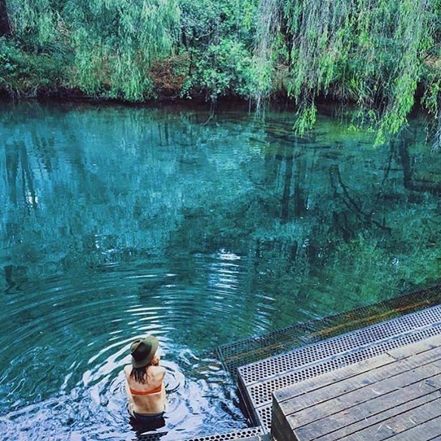 Honeymoon pool  Black diamond lake/quarry  Collie, WA