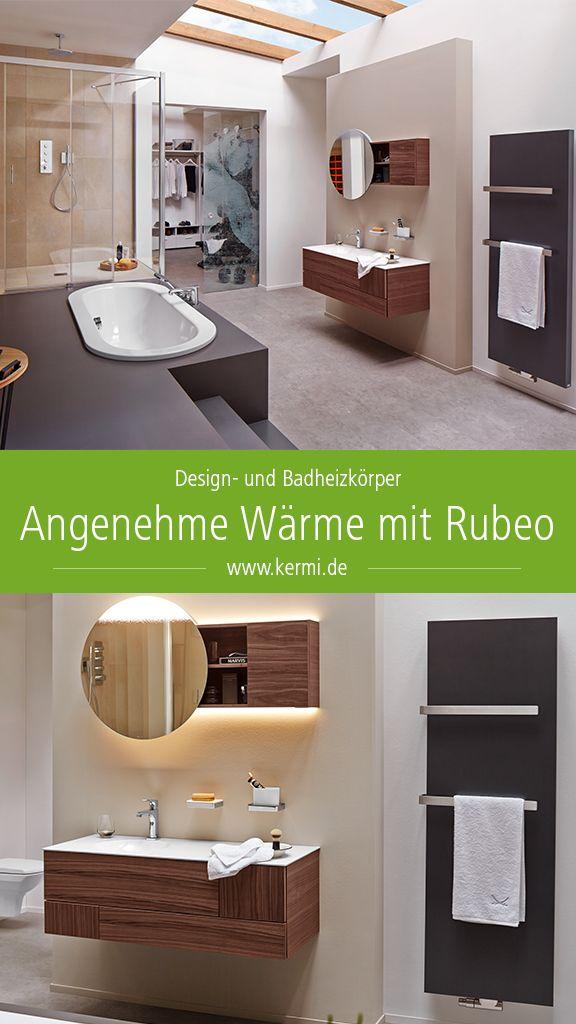 Angenehme Warme Mit Rubeo Design Heizkorper Design Duschkabine