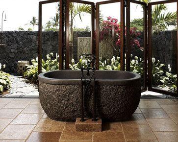 Natural stone bathtubs asian-bathtubs