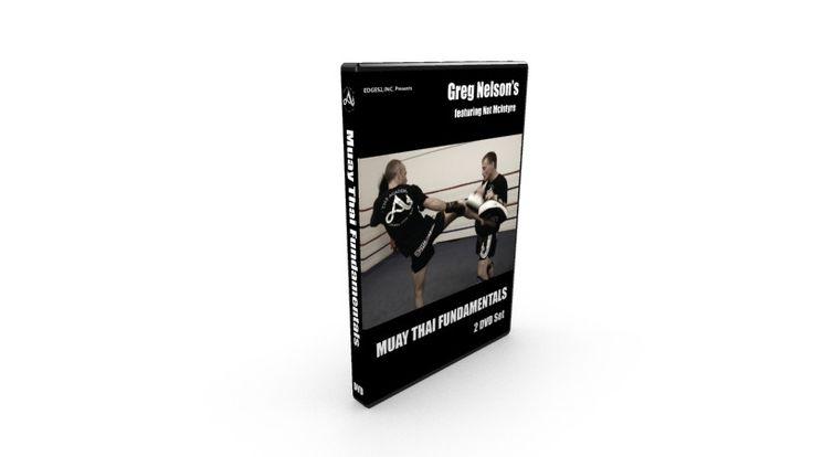 DVD - Greg Nelson's Muay Thai Fundamentals - 2 DVD Set