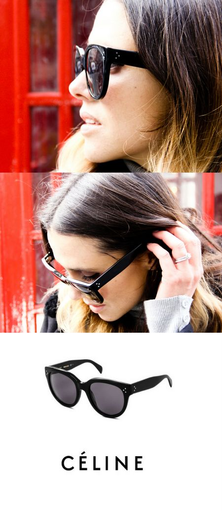 ray ban round metal sunglasses uk  the beautiful blogger @annelibush parading london with her ray ban round metal sunglasses smartbuyglasses