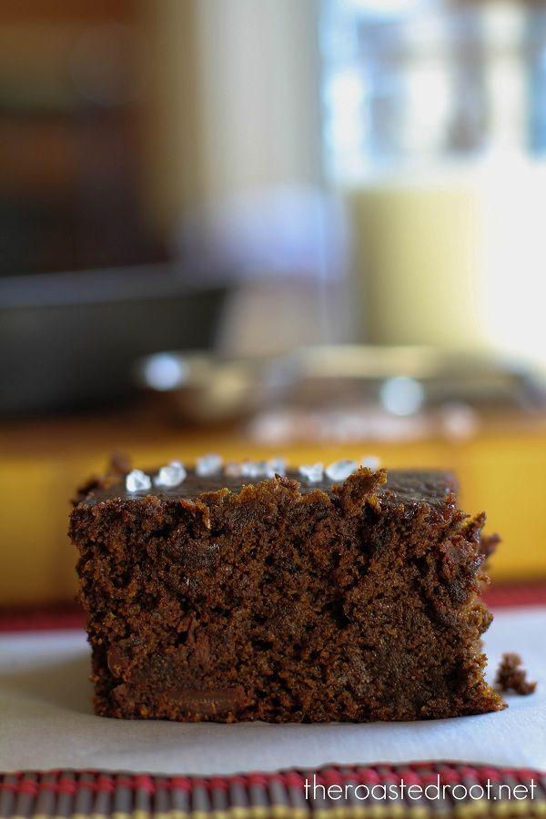 Chocolate Beet Cake (gluten free) - moist, naturally sweetened ...