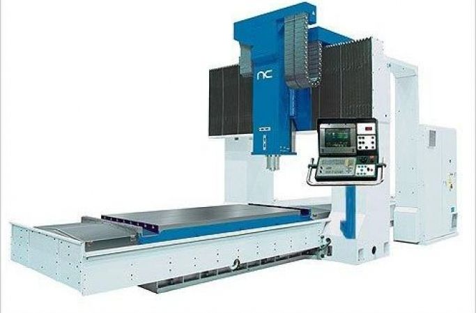 FRESADORA CORREA CNC FP-40/60  CURSOS. X=6000, Y03800, z=1250   MESA DE 6000 X 2000 CABEZAL UDG CONTROL HEINDEHAIN TNC 426 DIGITAL