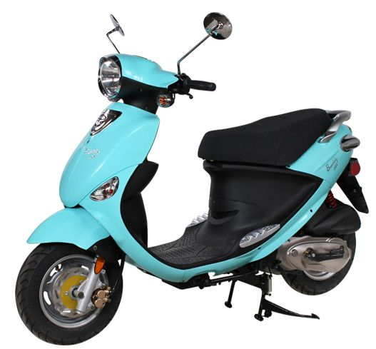 Buddy 125cc Scooter | Genuine Scooters