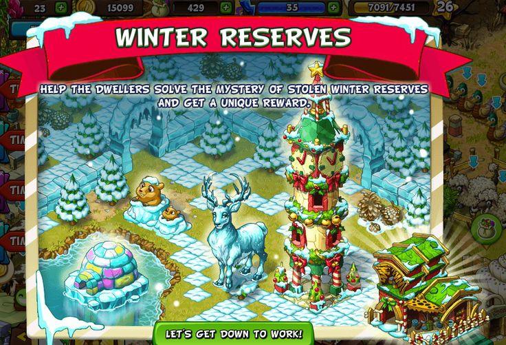 Winter reserves http://wp.me/p4gCBu-t3 #newrockcity