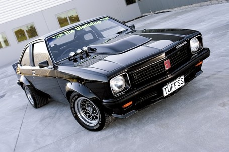 The Holden Torana a classic Aussie muscle car.
