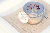 Wedding Favor: Church Ideas, Galleries, Minis Pies, Wedding Favors, Photo Books, Favors Ideas, Mason Jars, Style Me Pretty, Jars Pies