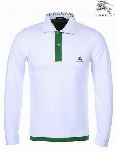 cheap polo ralph lauren shirts Burberry Pique Cotton Long Sleeve Men's Polo Shirt White [Shop 1100] - $48.09 : Cheap Designer Polo Shirts Outlet Online in US http://www.poloshirtoutlet.us/