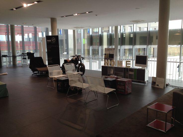 Montana SOUND UNIT - System und Möbelbausystem mit Lounge Chair von vitra, Loungesessel von Verner Ponton - Montana - USM Haller - Ihr Inneneinrichter und Lichtplaner in der Region Tübingen, Reutlingen
