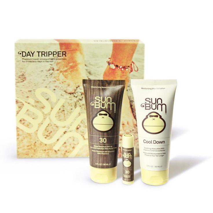 Sun Bum 3-piece Day Tripper Sun Care Pack
