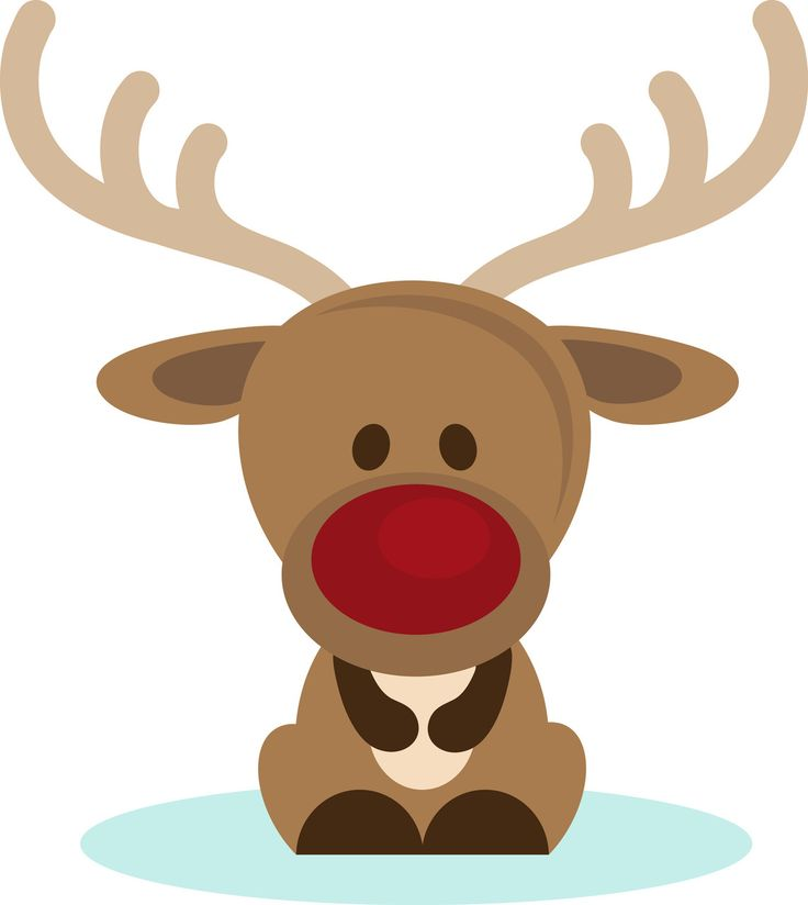 PPbN Designs - Cute Reindeer, $0.50 (http://www.ppbndesigns.com/cute-reindeer/)