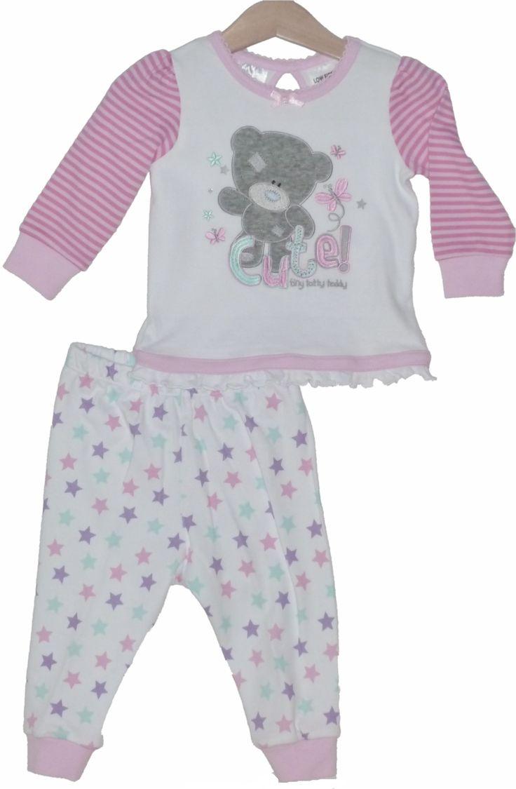 Tatty Teddy Pyjamas were $29.95 now down to $18.85 at wiulmarkidz.com.au #kids clothes, #kids pyjamas, #tatty teddy, childrens pyjamas,
