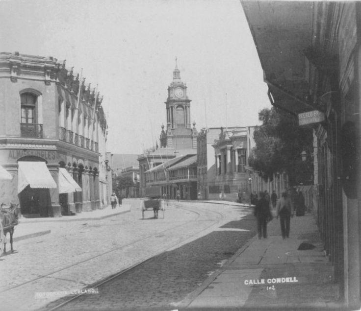 Calle Condell 1888