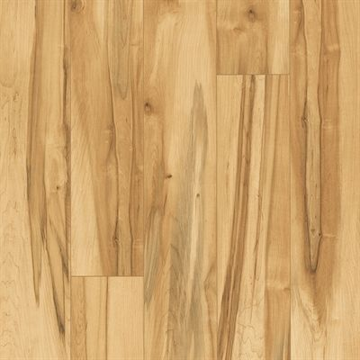 Pergo 6 14 In W X 4 Ft L Spalted Maple Smooth Wood Plank