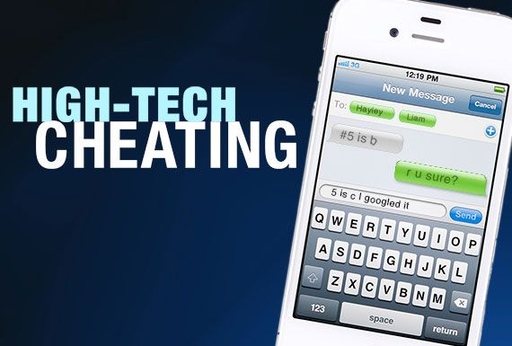 Technology and cheating essay