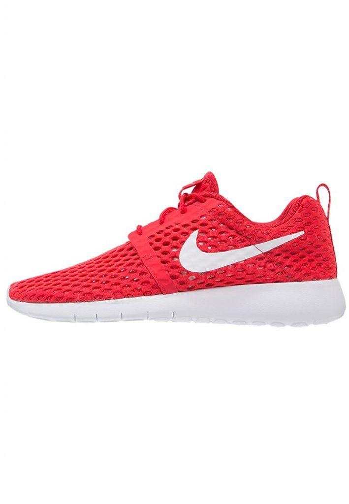 #Nike #Sportswear #ROSHE #ONE #FLIGHT #WEIGHT #Sneaker #low #university #red/white für #Jungen -