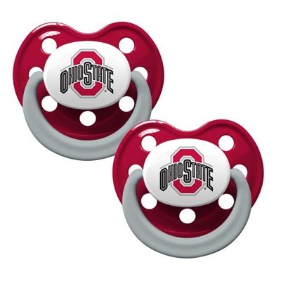 Ohio State Baby Pacifiers (2-Pack)