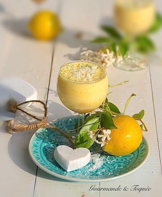 Gourmande & Toquée: Tiramisu citron limoncello