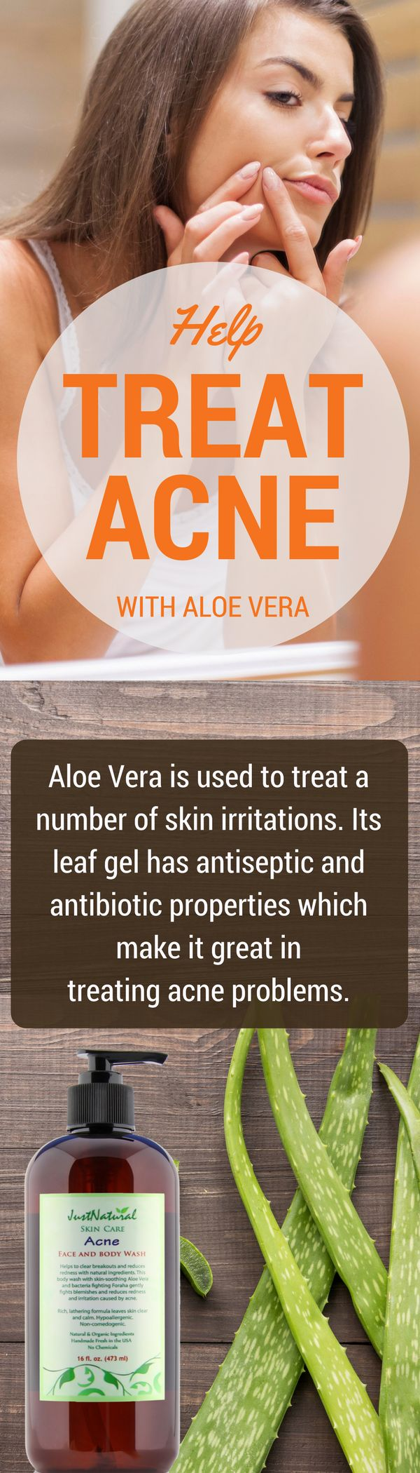 Spot it, don't pop it. Your doing your skin more damage by touching your acne. This gentle formula can help reduce redness and irritation caused by acne.