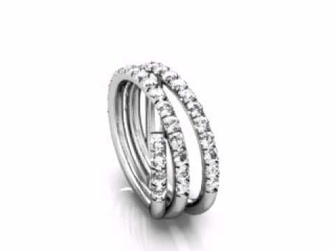 Superb Custom Wedding Rings in Dallas Texas Diamore Diamonds D